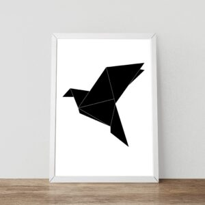 bird3-zwart-wit-poster-3